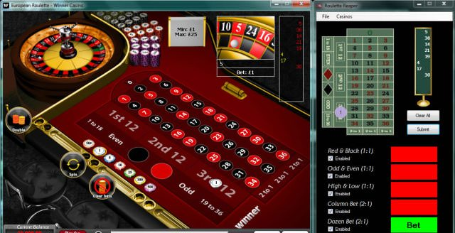 Online Roulette Software