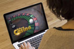 Roulette on the computer
